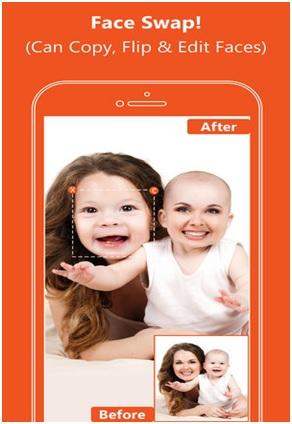 Cute Filters- Face Swap