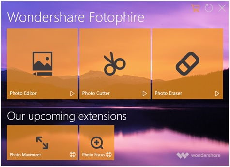 Photo Filter Download - Fotophire Editing Toolkit
