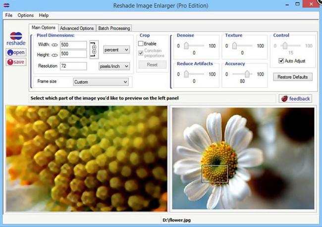 Most Helpful Photo Enlarger - Reshade Image Enlarger