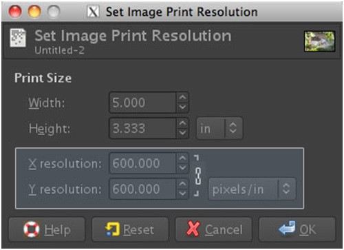 How to Increase DPI of Images - Increase DPI of Image