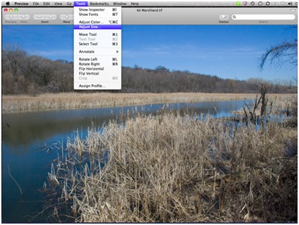 Increase Image Resolution with & without Photoshop - Select Adjust Size