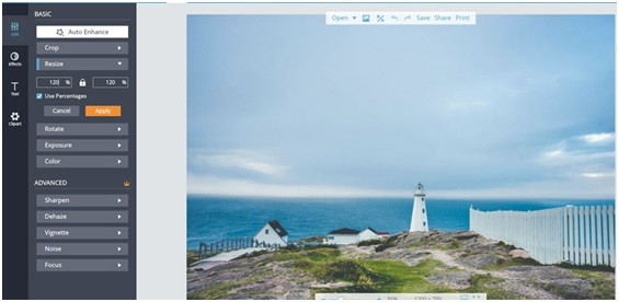 Increase Image Resolution with & without Photoshop - Apply to Image