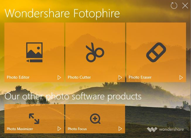 Make an Image Bigger - Install and Start Fotophire Maximizer