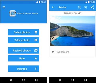Make an Image Bigger - Start App and Add Image