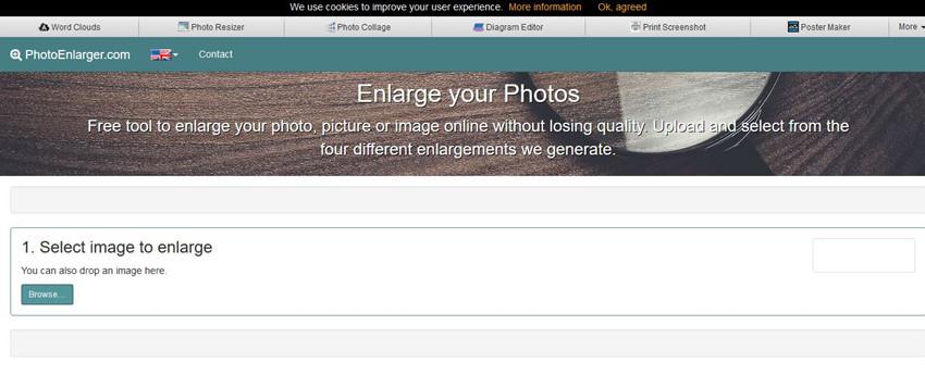Make an Image Bigger - Visit Online Photo Enlarger