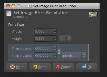 How to Make a Picture Higher Resolution - Enter the Resolution You Want