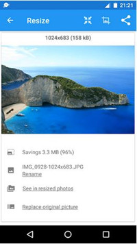 How to Make a Picture Higher Resolution - Apply the New Resolution to Picture