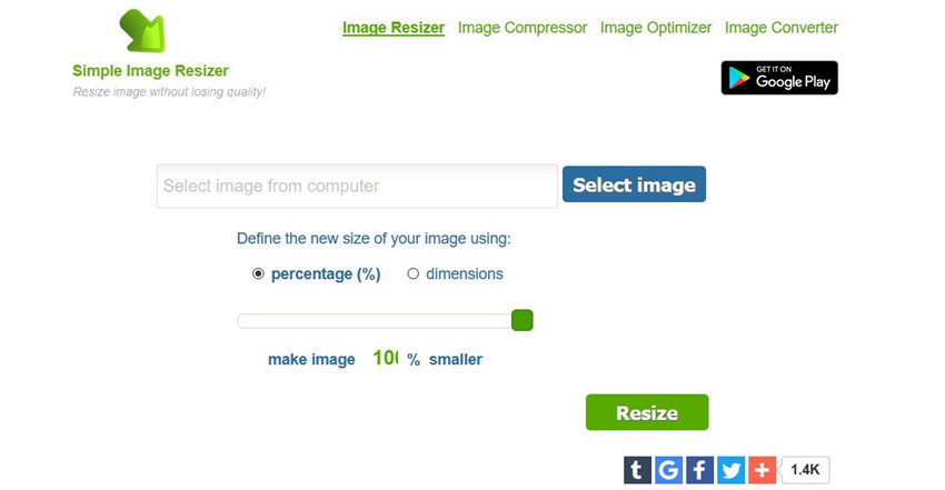 How to Make a Picture Higher Resolution - Upload Image from Your Computer