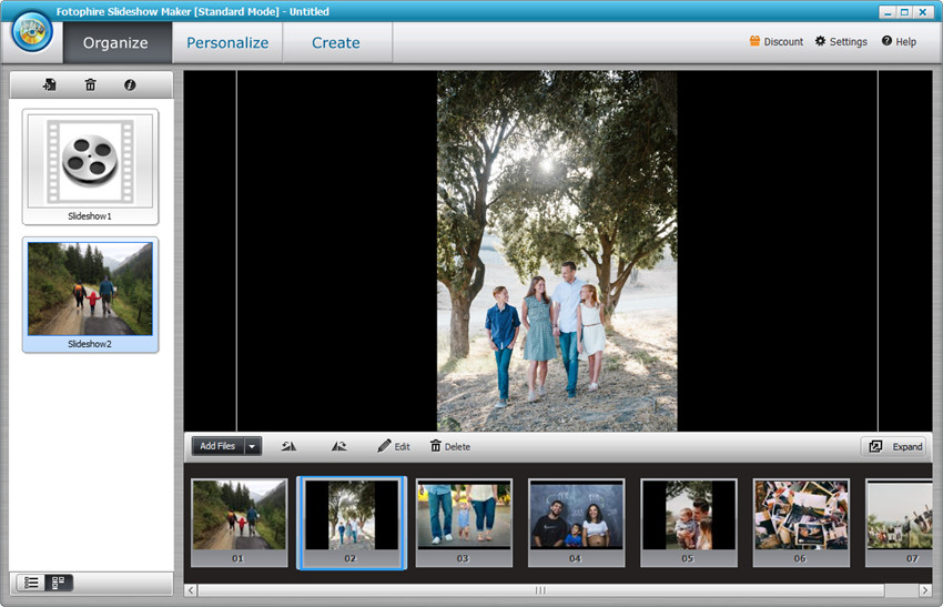 Photo to Video Maker Software in 2018 - Fotophire Slideshow Maker