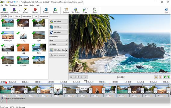 Photo to Video Maker Software in 2018 - PhotoStage Slideshow Software