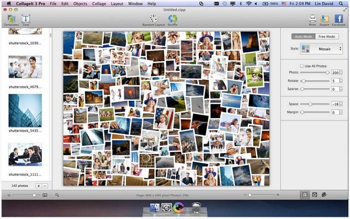 Instagram Collage Maker -CollageIt