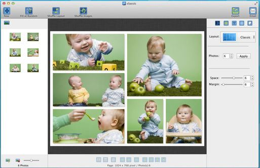 Instagram Collage Maker - CollageFactory Pro - Photo Collage Maker & Greeting Cards Creator