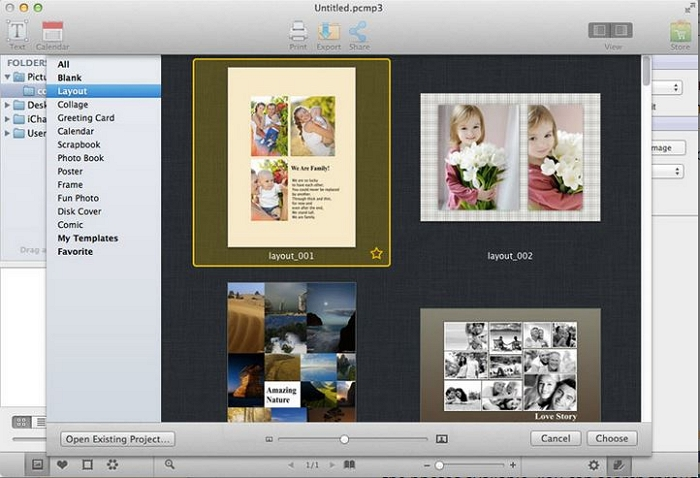Instagram Collage Maker -AmoyShare Photo Collage Maker for Mac