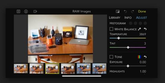 YouTube Photo Editor -RAW Power