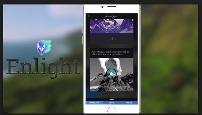 YouTube Photo Editor -Enlight Photofox