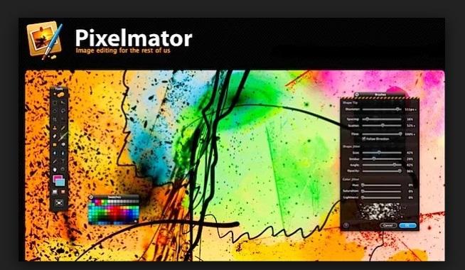 YouTube Photo Editor - Pixelmator