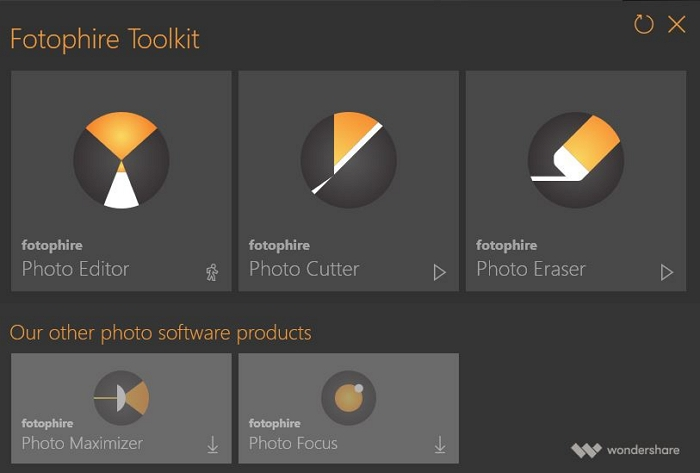 Split Pictures on Instagram - Run the Fotophire Editing Toolkit