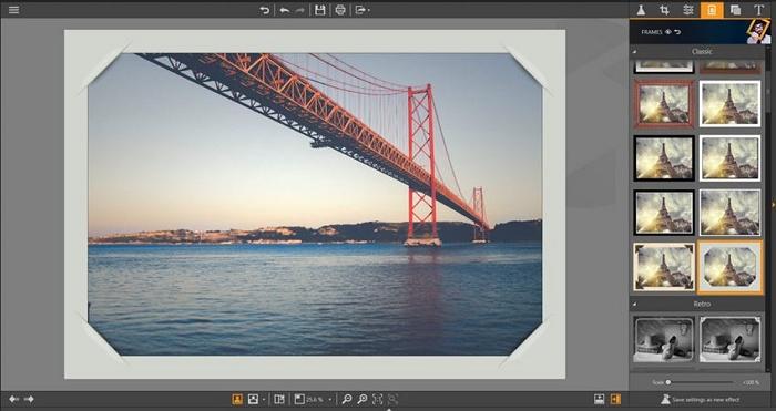 Split Pictures on Instagram - Click the Frames