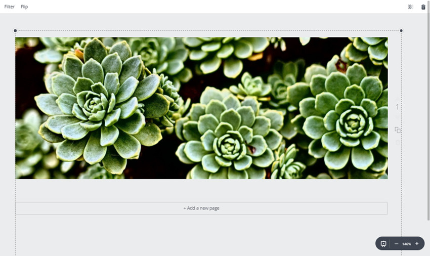 How to Make Facebook Cover Photos - Adjust and Resize Image