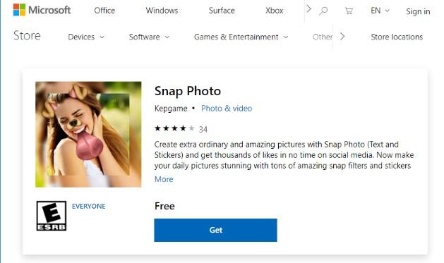 Snapchat Photo Editor - Snap Photo