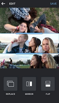 Instagram Collage Maker - Snapseed