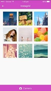 Instagram Collage Maker - 9Cut For Instagram