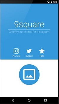 Instagram Collage Maker -9square for Instagram
