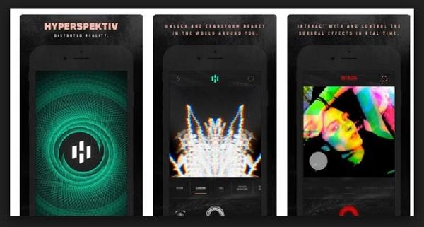 Instagram Filter Apps - Hyperspektiv