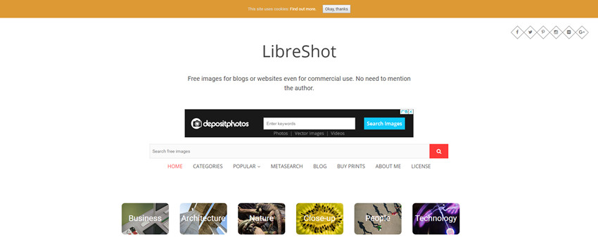 Free Image Source - Libreshot