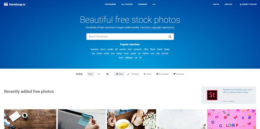 Free Image Source - Stocksnap.io