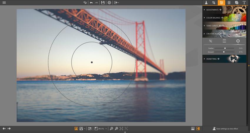 Make Adjustments on Photos - Amounts